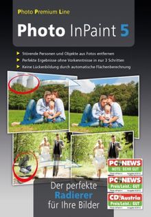 Photo InPaint 5 - Der Objektentferner