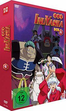 InuYasha - TV-Serie - DVD-Box 4 - New Edition