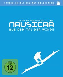Nausicaä aus dem Tal der Winde (Studio Ghibli Blu-ray Collection) [Blu-ray]