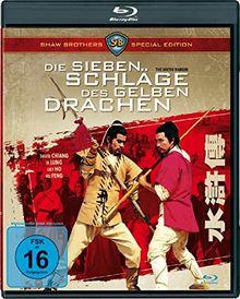 Die sieben Schläge des gelben Drachen [Blu-ray] [Special Edition]