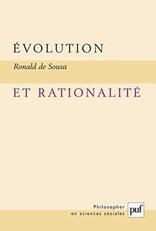 Évolution et rationalité (Philosopher en sciences sociales)