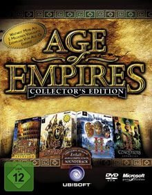 Age of Empires - Collector's Edition [Software Pyramide]