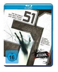 51 - The Military's Best-Kept Secret Just Broke Loose - After Dark Originals [Blu-ray]