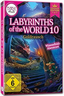 Labyrinths of the World 10 - Goldrausch [