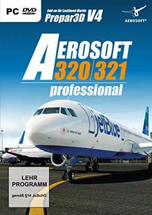 Flight Simulator X - A320/A321 Professional (Add-On)