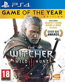 The Witcher 3: Wild Hunt Game Of The Year [playstation 4]