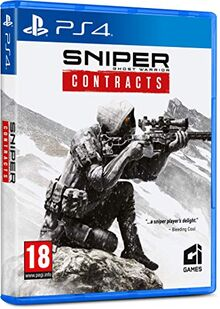 Third Party - Sniper Ghost Warrior Contracts Occasion [ PS4 ] - 5906961199775