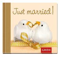 Just married! - Die besten Wünsche zur Hochzeit