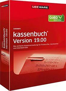 Lexware kassenbuch 2020 Minibox (Jahreslizenz) für Freiberufler, Handwerker und Kleinbetriebe Software für KassenVerwaltung und Finanzbuchhaltung Kompatibel mit Windows 7 oder aktueller