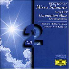 Missa Solemnis (Gesamtaufnahme) / KV 317
