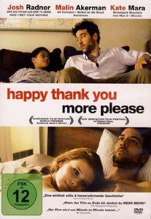 happy thank you more please ( Happythankyoumoreplease )