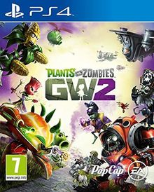 Plants vs Zombies : Garden Warfare 2 [PlayStation 4]
