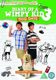 DIARY OF A WIMPY KID 3 - DVD [UK Import]