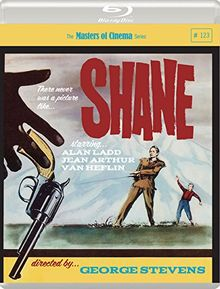 Shane [Masters of Cinema] (Ltd. Edition Blu-ray) [1953] [UK Import]