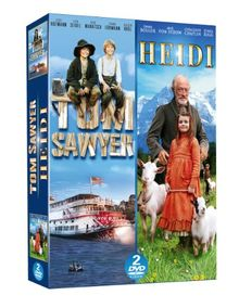 Tom sawyer ; heidi [FR Import]