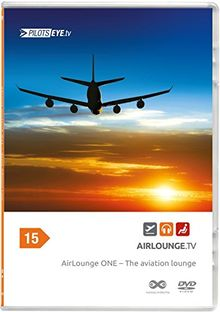 AIRLOUNGE ONE |:| DVD |:| The Aviation Lounge - 80min Aviation Ambience