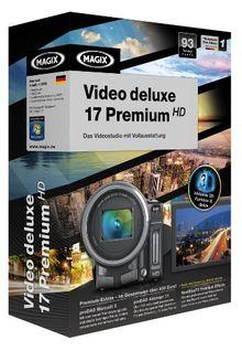 MAGIX Video deluxe 17 Premium - Minibox