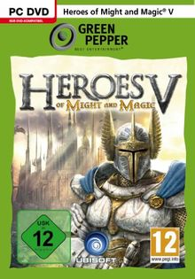 Heroes of Might and Magic V [Green Pepper]