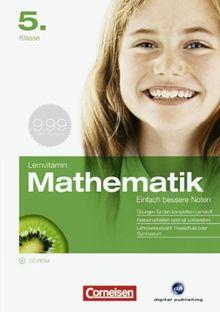 Lernvitamin M - Mathematik 5. Klasse