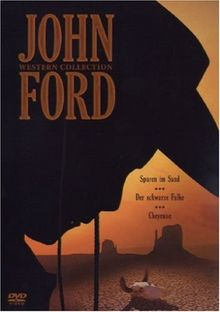 John Ford Western Collection [3 DVDs]