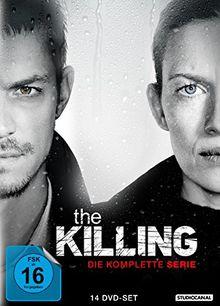 The Killing - Die komplette Serie (14 Discs)