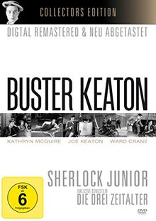 Buster Keaton - Sherlock Junior / Die drei Zeitalter [Collector's Edition]