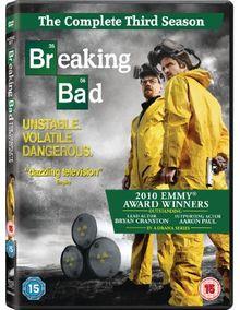 Breaking Bad - Season 03 [4 DVDs] [UK Import]