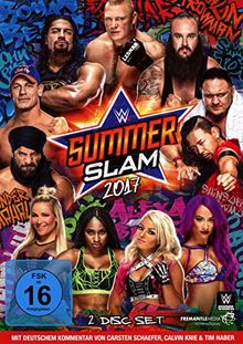 WWE - SUMMERSLAM 2017 [2 DVDs]