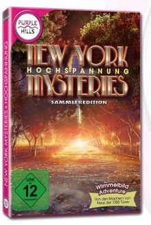 New York Mysteries - Hochspannung