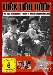 LAUREL & HARDY - Dick Und Doof Edition Vol. 1