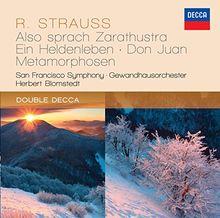 Also Sprach Zarathustra/Ein Heldenleben/Don Juan/