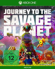 Journey to the Savage Planet - [Xbox One]