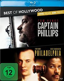 Captain Phillips/Philadelphia - Best of Hollywood/2 Movie Collector's Pack 88 [Blu-ray]