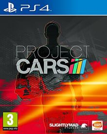 PROJECT CARS STANDARD EDITION PS4 FR