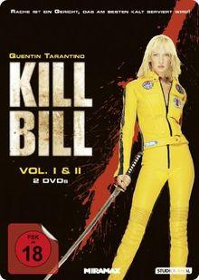 Kill Bill - Vol. I & II (Steelbook) [2 DVDs]