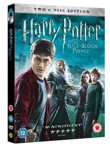 Harry Potter and The Half Blood Prince [UK Import]