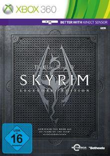 The Elder Scrolls V: Skyrim - Legendary Edition (Game of the Year)