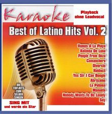 Best of Latino Hits Vol.2 - Karaoke