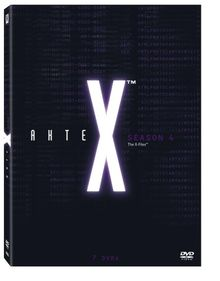 Akte X - Season 4 Collection [7 DVDs]