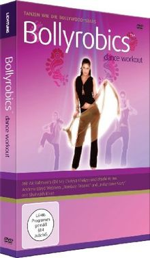 Bollyrobics - Tanzen wie die Bollywood-Stars - New Digital Remastered