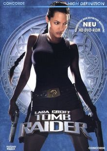 Lara Croft - Tomb Raider (WMV HD-DVD)
