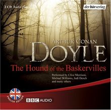 The Hound of the Baskervilles. 2 CDs: Level: Intermediate