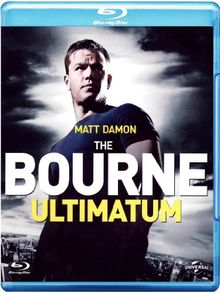 The Bourne ultimatum [Blu-ray] [IT Import]