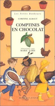 Comptines En Chocolat (Actes Sud Junior)