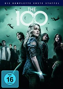 The 100 - Die komplette erste Staffel [3 DVDs]