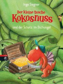 Der kleine Drache Kokosnuss und der Schatz im Dschungel: Band 11