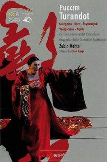 PUCCINI: Turandot (staged by Chen Kaige) - Zubin Mehta