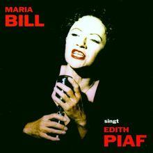 Singt Edith Piaf