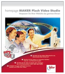Homepage Maker Flash Video Studio