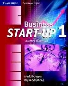 Business Start-Up 1 (Cambridge Professional English)
